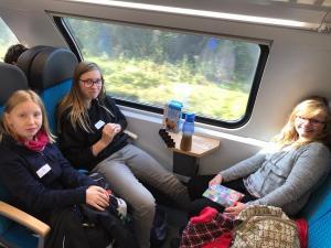 Zugfahrt 2